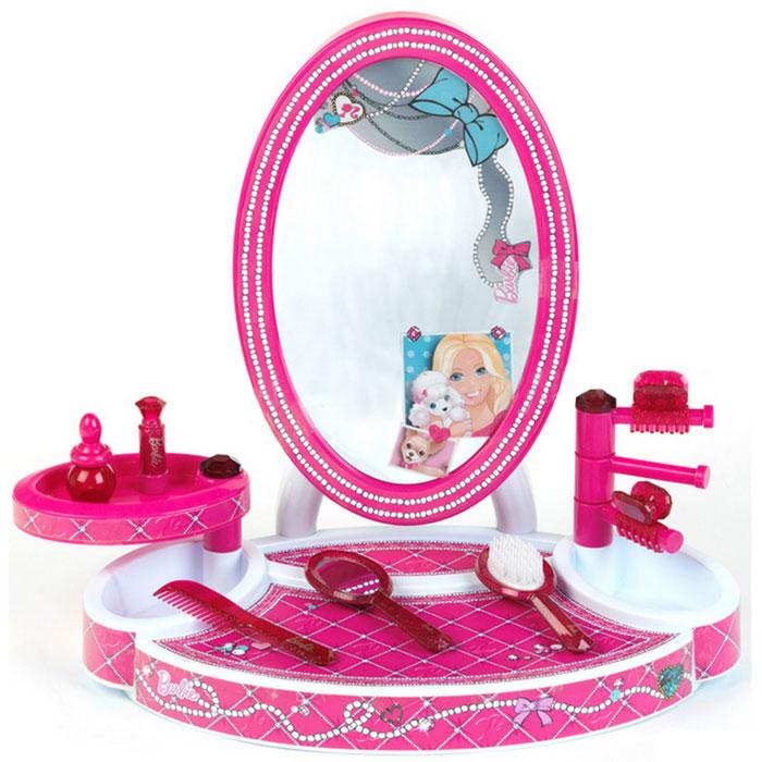 Klein Игровой набор Barbie Настольная студия красоты 8 предметов klein игровой набор bosch кухонный центр стайл 18 предметов