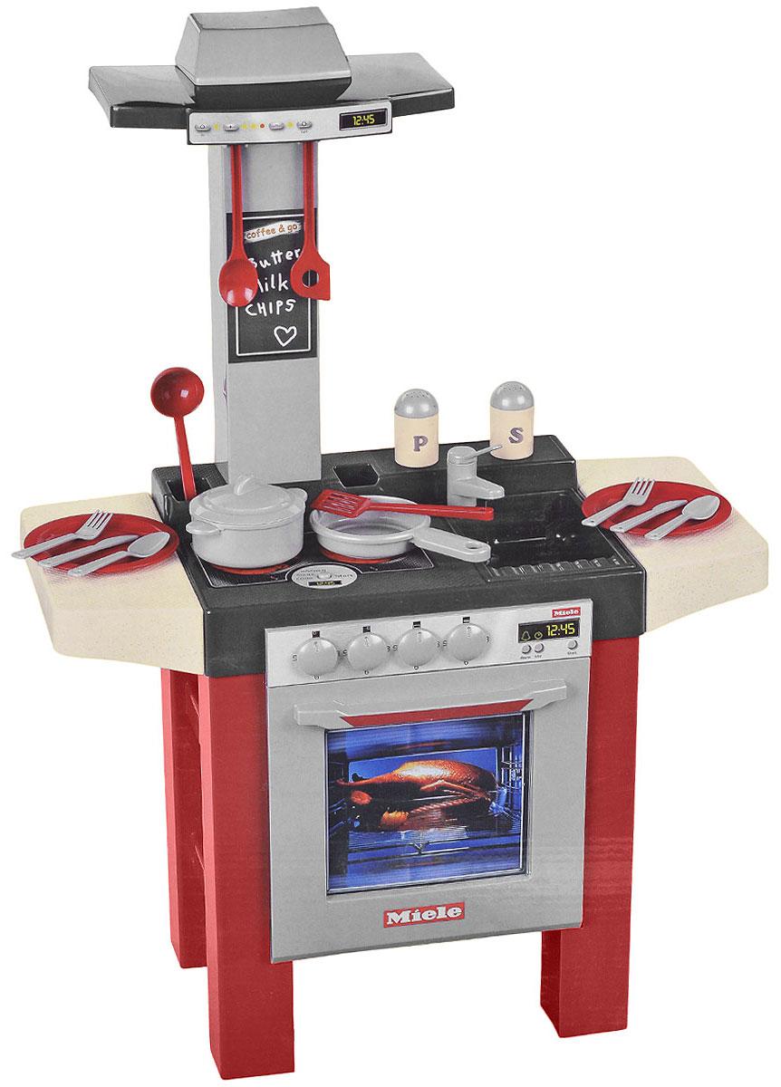 klein игровой набор bosch кухонный центр стайл 18 предметов Klein Игровой набор Miele Кухонный центр