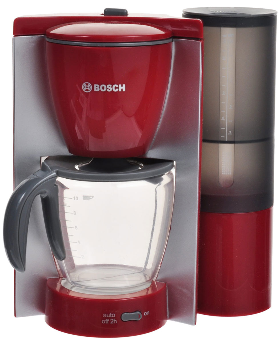 Klein Игрушка Кофемашина Bosch, цвет: красный