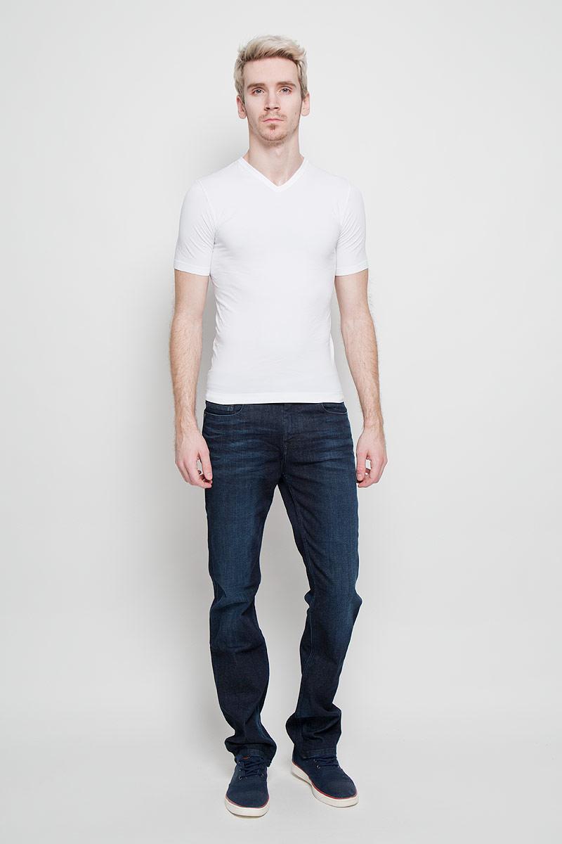 Купить Футболка мужская Intimidea Basic Man, цвет: белый. 200023_Bianco. Размер S/M (42/44)