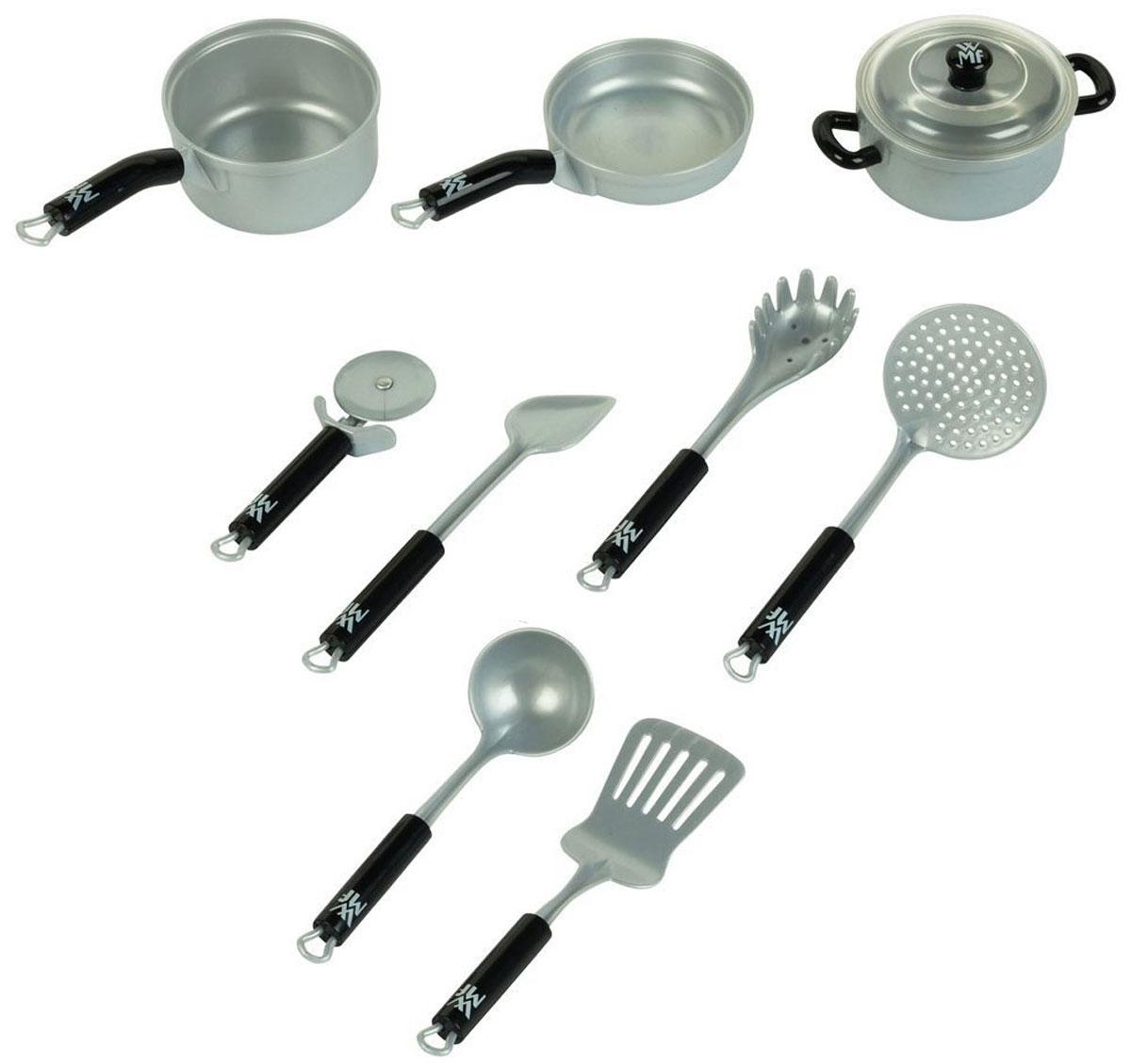Klein Набор детской посуды WMF 10 предметов - Сюжетно-ролевые игрушки