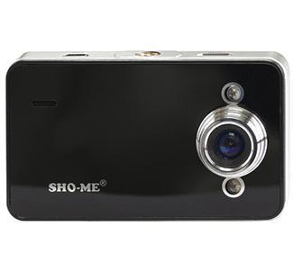 Sho-Me HD29-LCD, Black видеорегистраторHD29-LCDSho-Me HD29-LCD - это автомобильный видеорегистратор, который порадует высоким качеством записи. Широкий угол обзора регистратора составляет 120 градусов, что позволяет захватывать сразу несколько полос движения. Sho-Me HD29-LCD несомненно станет незаменимым аксессуаром для вашего автомобиля.