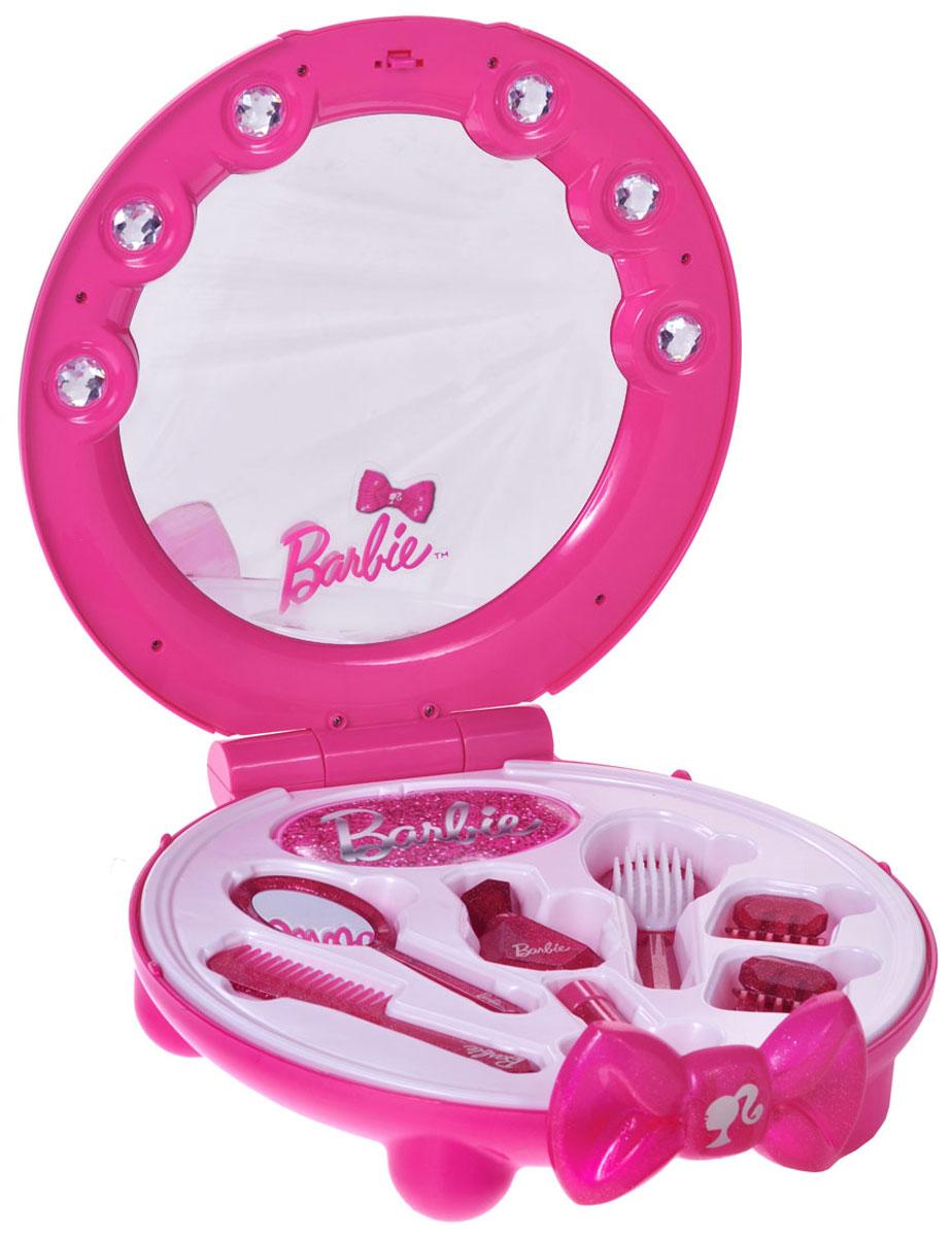 Klein Туалетный столик Barbie с аксессуарами белый ботинок черный шнурок