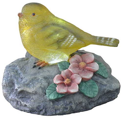 Садовое освещение Счастливый дачник Птичка P-0301 стол складной счастливый дачник