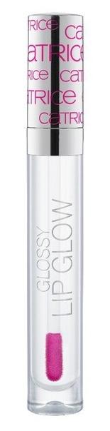 CATRICE Блеск для губ Glossy Lip Glow 010 Transparent ПРОЗРАЧНЫЙ, 4,5мл54427Особая цветовая реакция. Прозрачный блеск CATRICE Glossy Lip Glow на губах превращается в идеальный персонализированный оттенок и варьируется от нежно-розового до фуксии