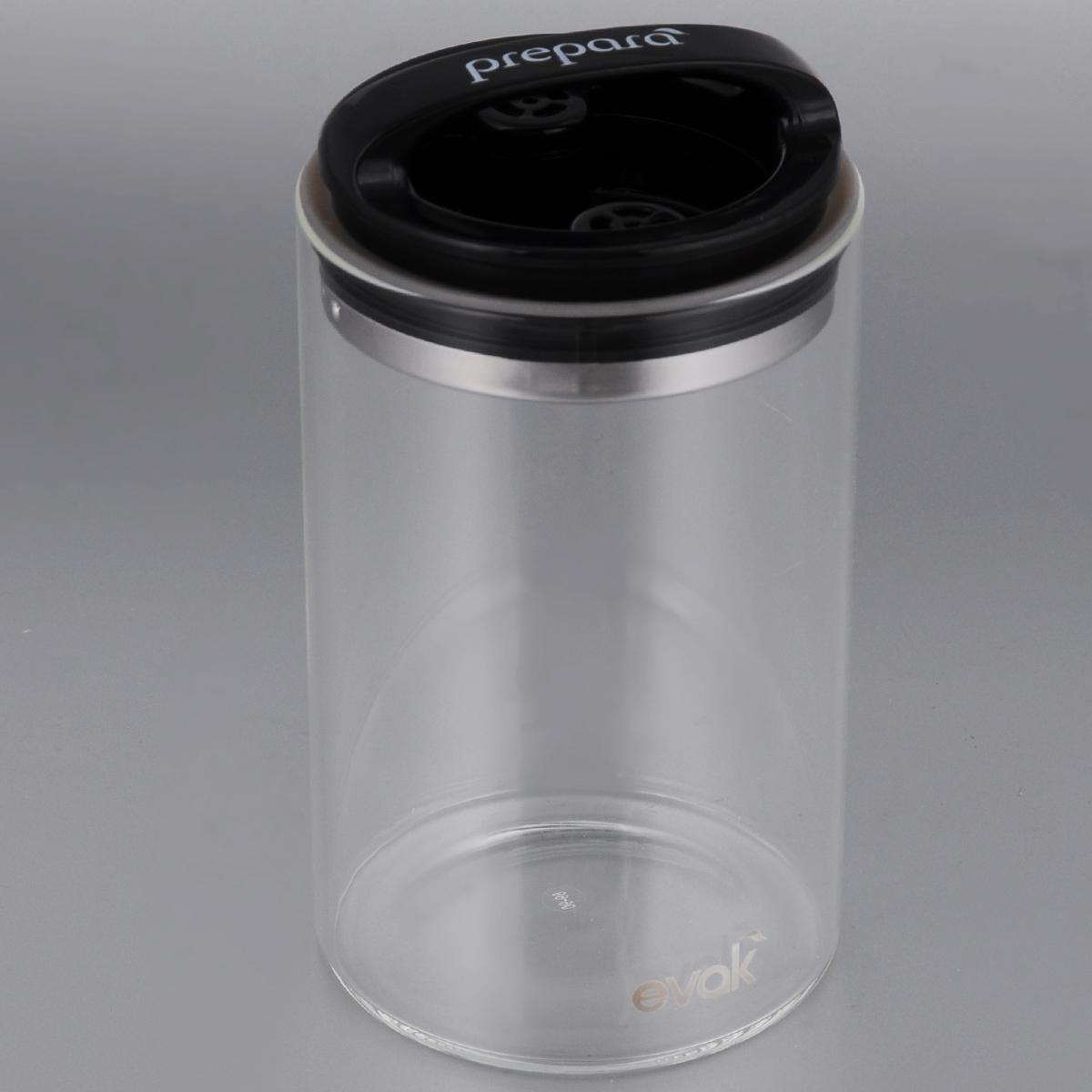 цены Контейнер вакуумный для хранения сыпучих продуктов Prepara