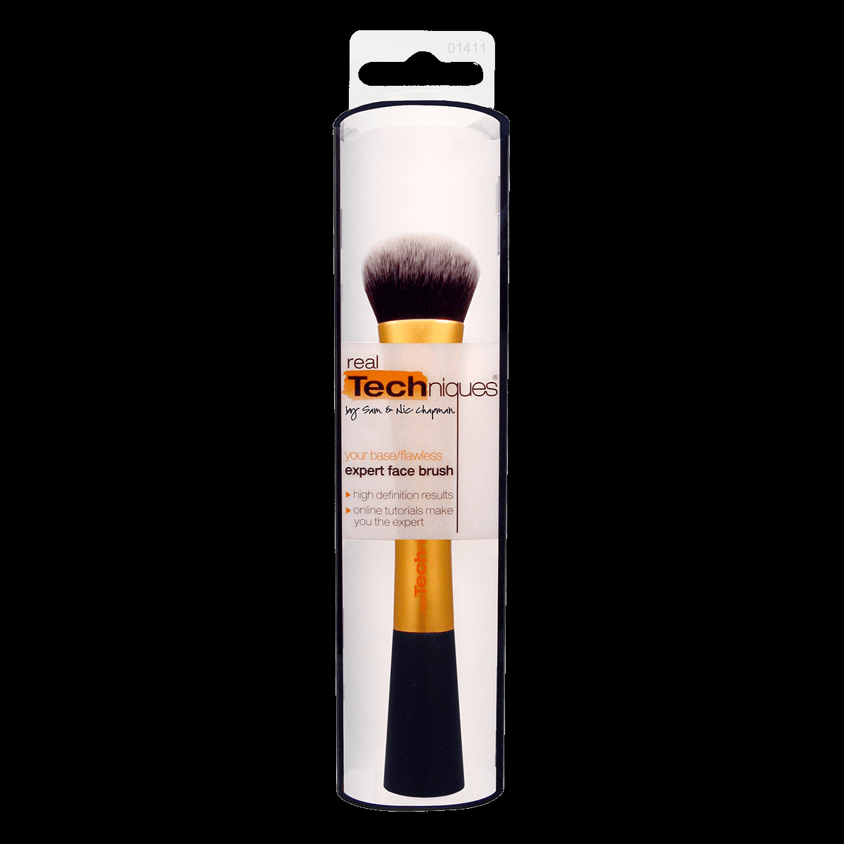 Real TechniquesКисть для тональной основы Expert Face Brush Real Techniques