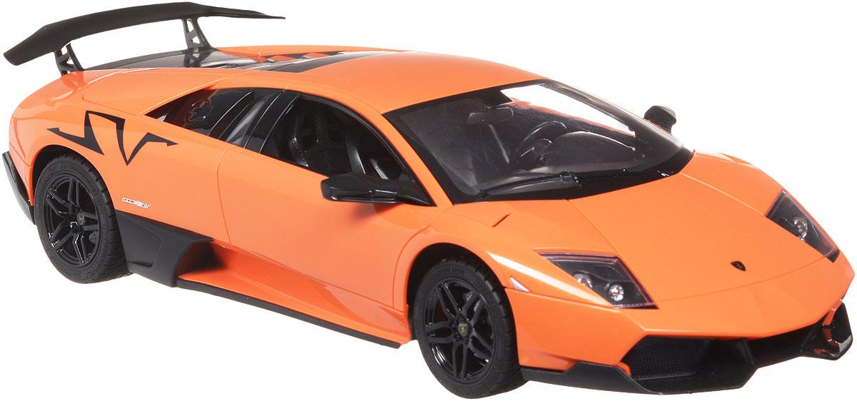 TopGear Радиоуправляемая модель Lamborghini Murcielago LP 670-4 цвет оранжевый