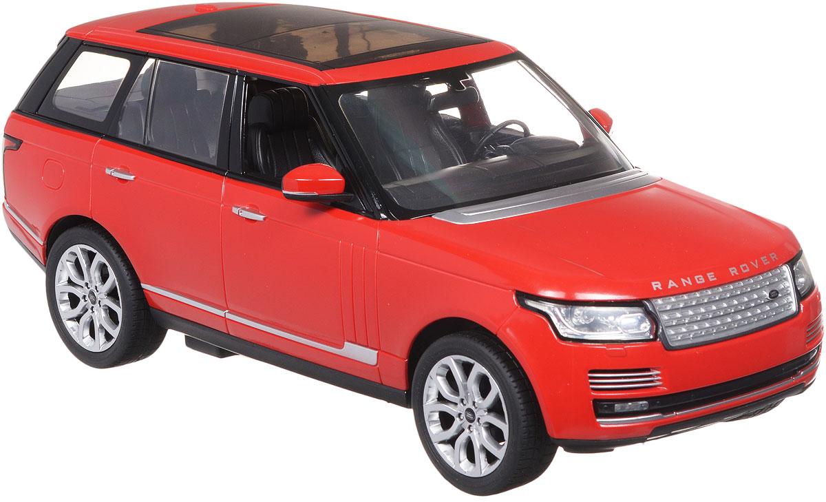 Rastar Радиоуправляемая модель Range Rover Sport цвет красный масштаб 1:14 руководящий насос range rover land rover 4 0 4 6 1999 2002 p38 oem qvb000050