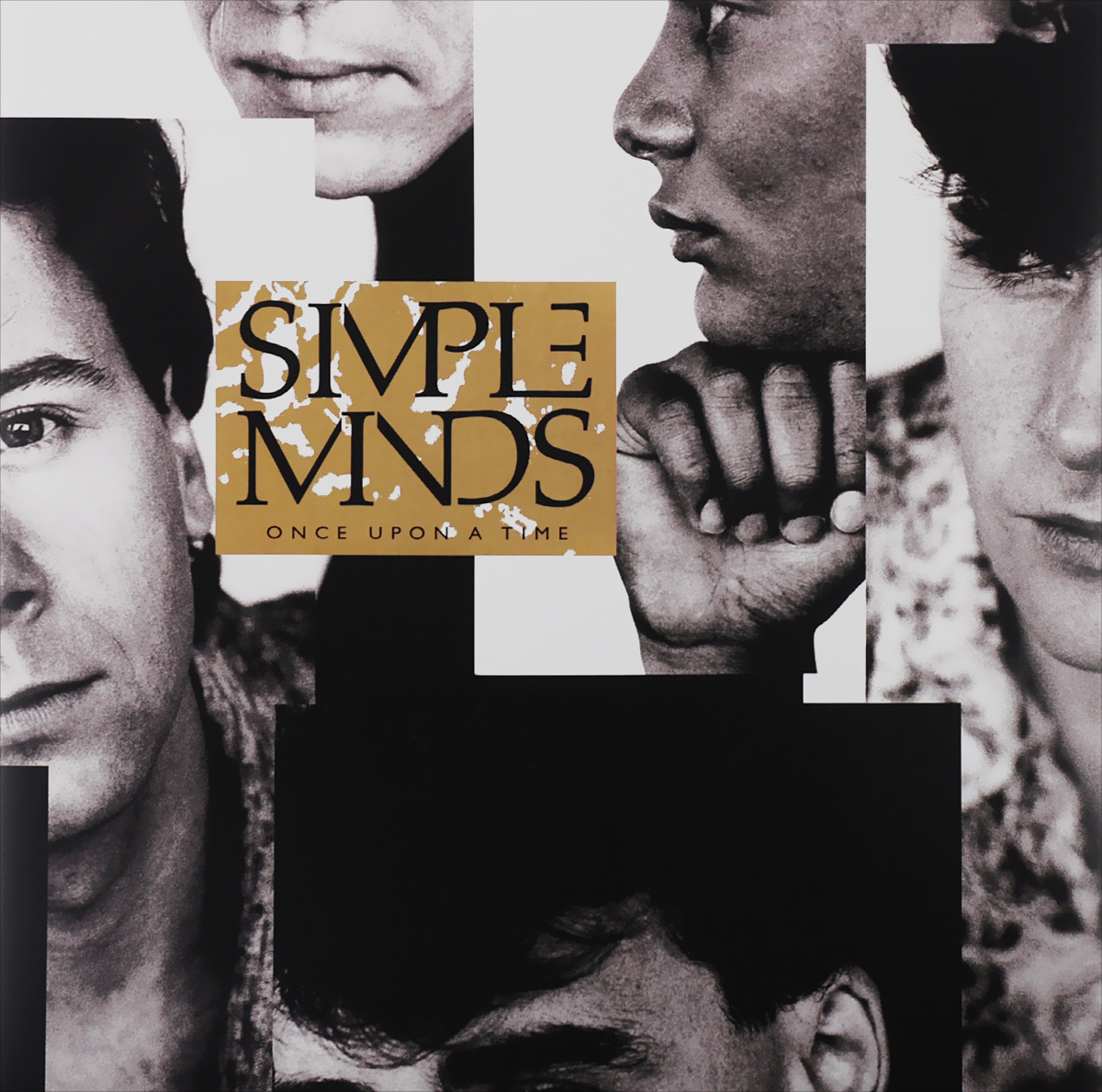 Simple Minds Simple Minds. Once Upon a Time (LP) simple minds newark