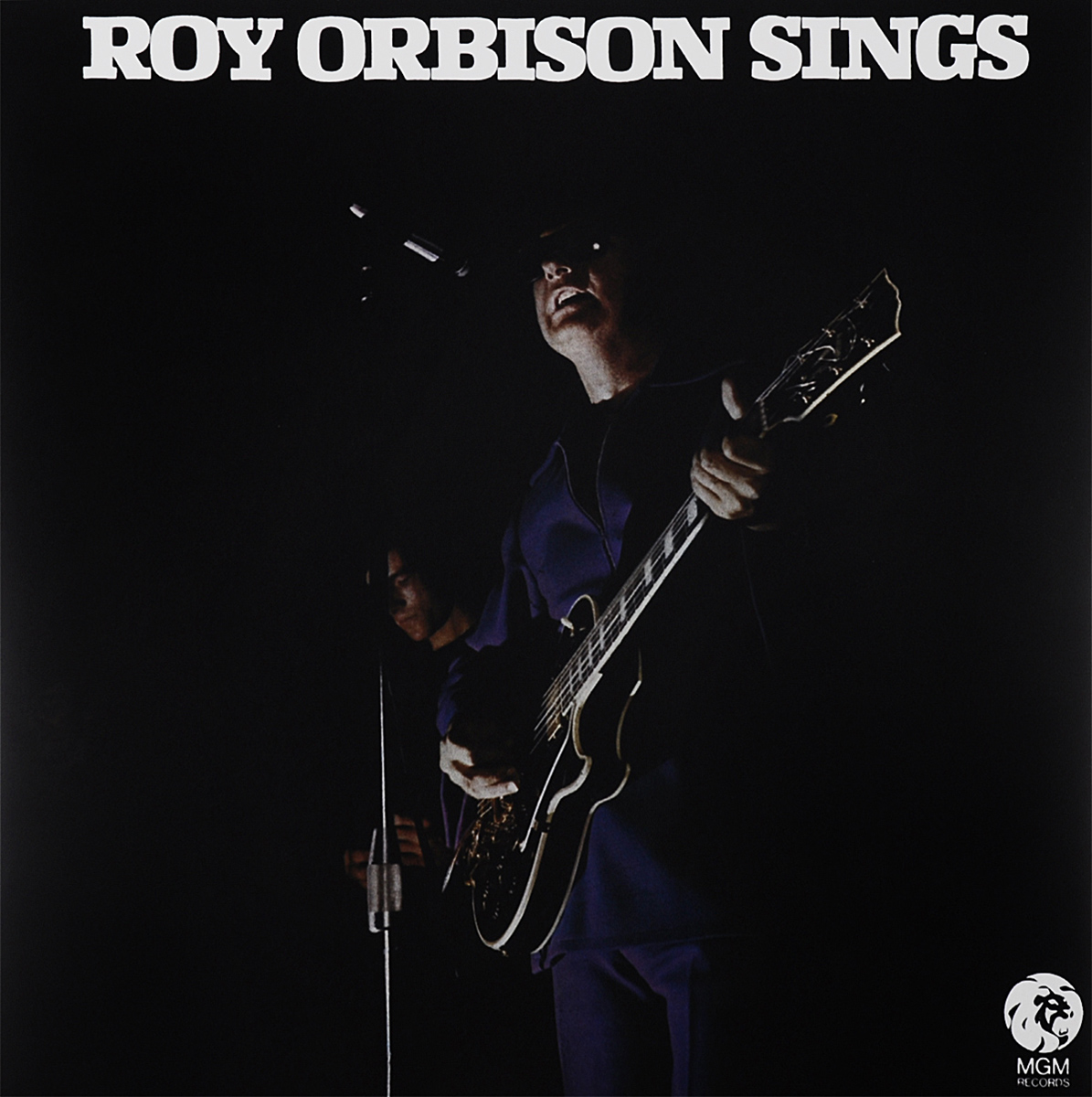 Рой Орбисон Roy Orbison. Sings (LP) рой эйрс roy ayers ubiquity lifeline lp