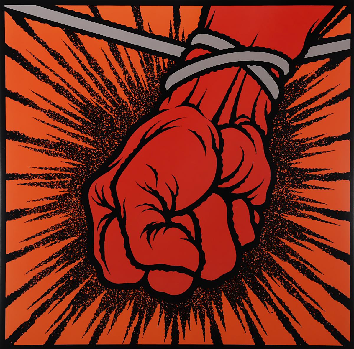 Metallica Metallica. St. Anger (2 LP) metallica quebec magnetic 2 dvd