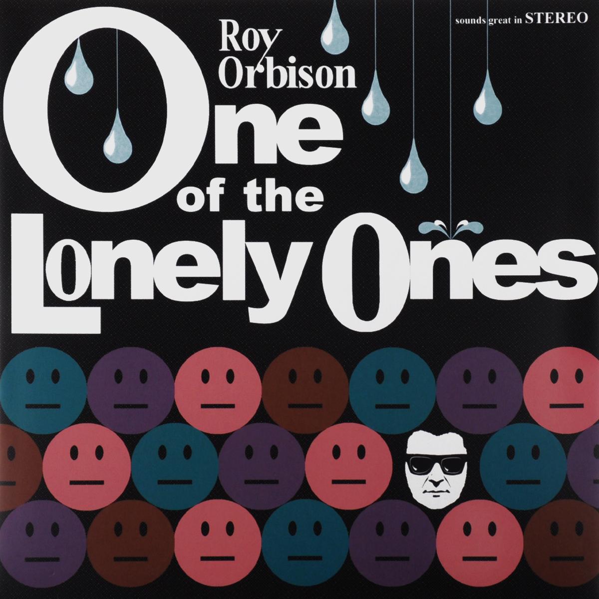 Рой Орбисон Roy Orbison. One Of The Lonely Ones (LP) рой эйрс roy ayers ubiquity lifeline lp