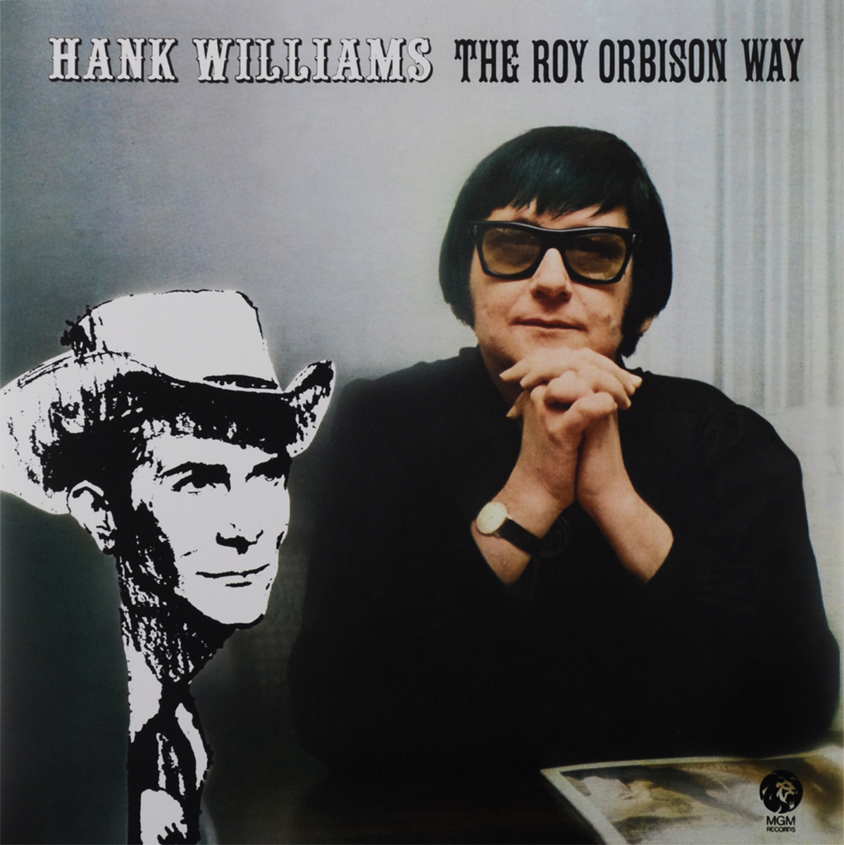 Рой Орбисон Roy Orbison. Hank Williams The Roy Orbison Way (LP) m n roy the philosopher