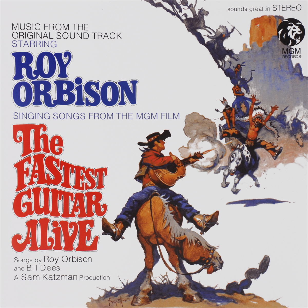 Рой Орбисон Roy Orbison. The Fastest Guitar Alive. Original Sound Track (LP) black girl original sound track recording