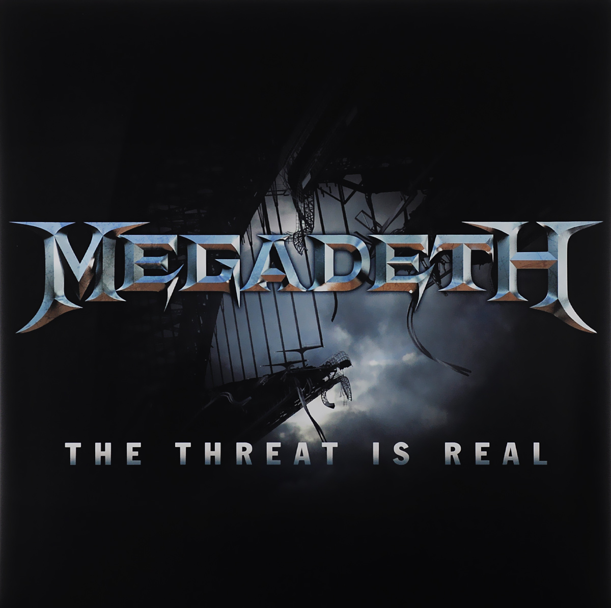 Megadeth Megadeth. The Threat Is Real (LP) megadeth megadeth killing is my business…and business is good – the final kill 2 lp