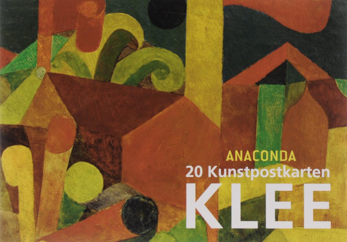 Paul Klee: 20 Kunstp...