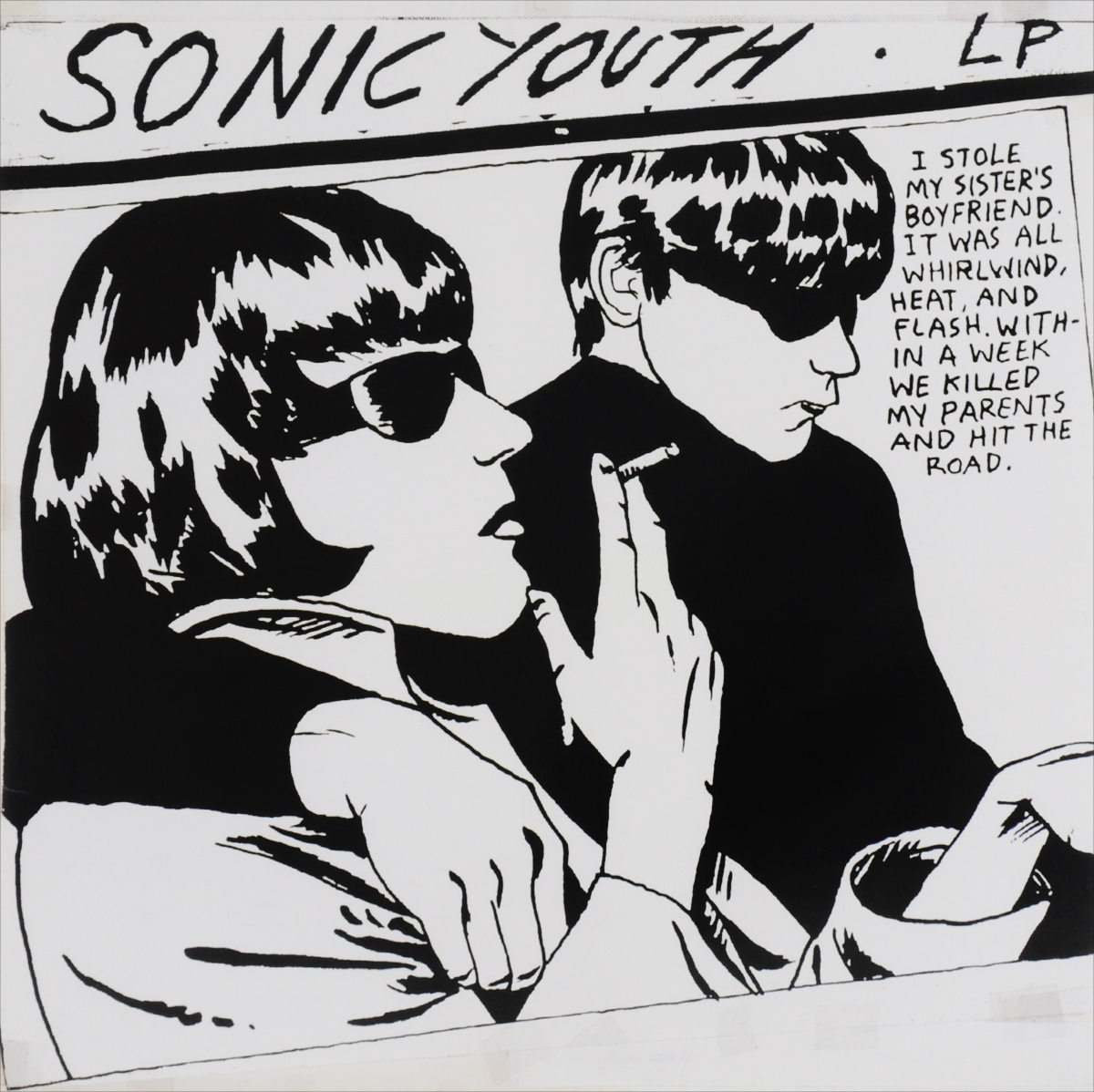 Sonic Youth Sonic Youth. Goo (LP) sonic youth sonic youth rather ripped