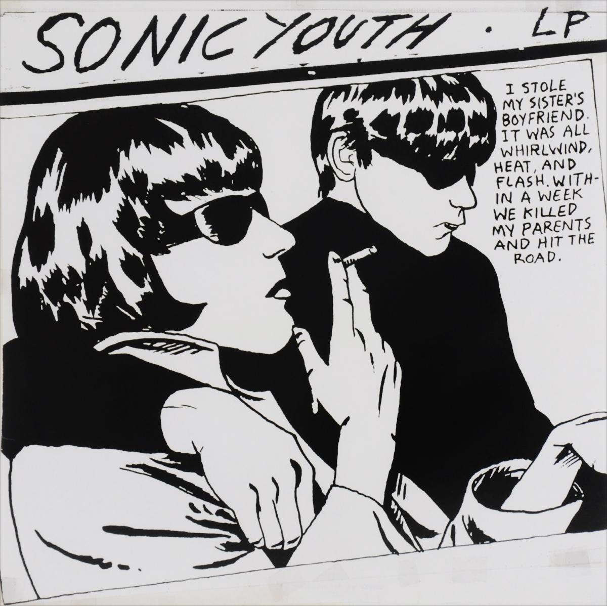 Sonic Youth Sonic Youth. Goo (LP) sonic youth sonic youth goodbye 20th century 2 lp