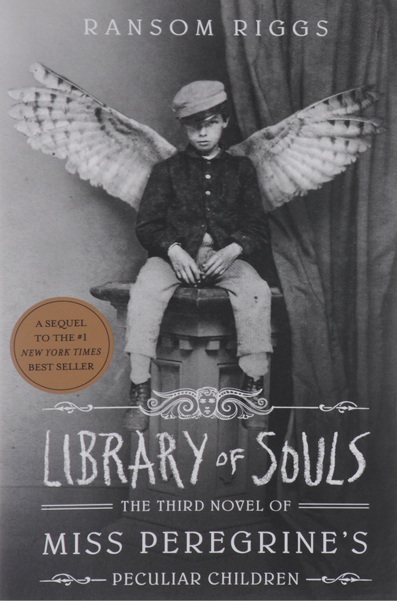 Library of Souls ransom riggs library of souls