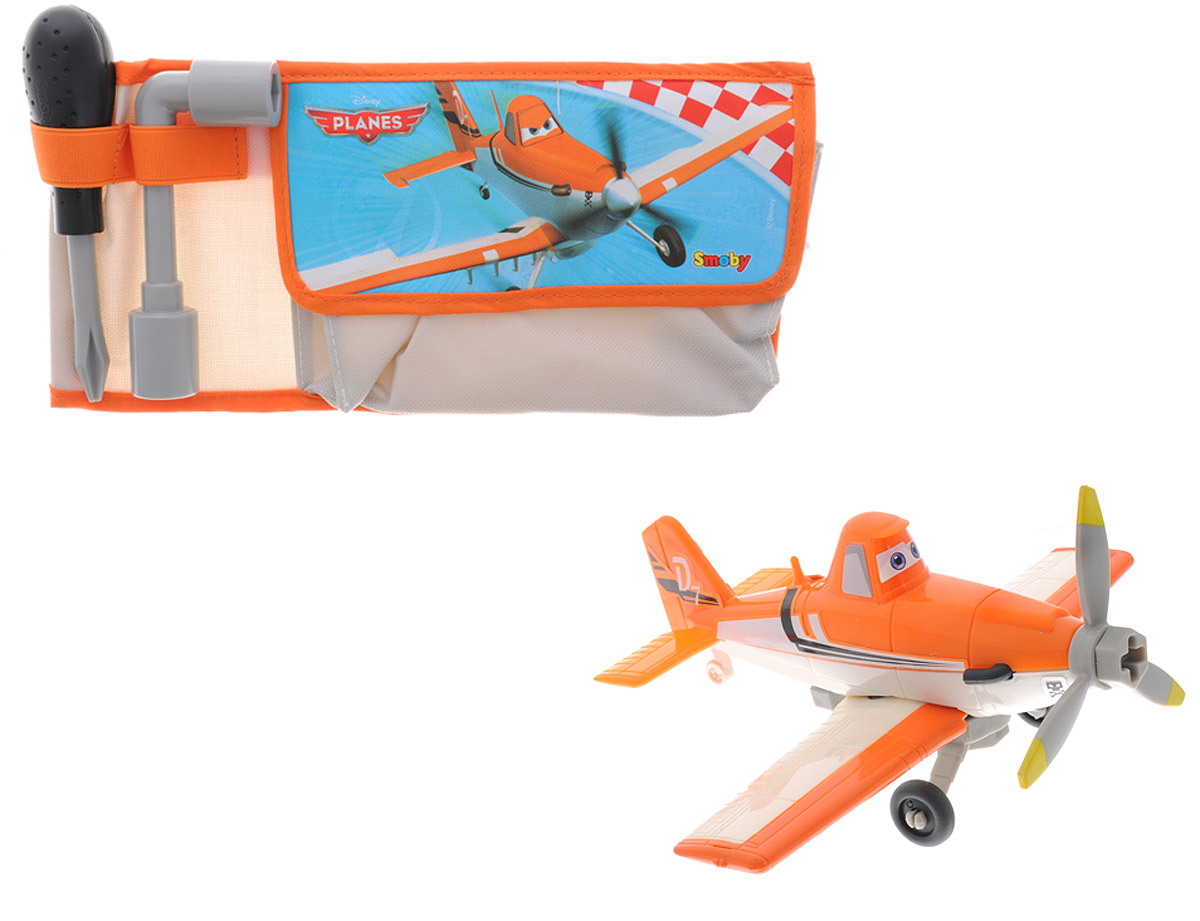 Planes Игровой набор Tool Belt набор канцелярский planes