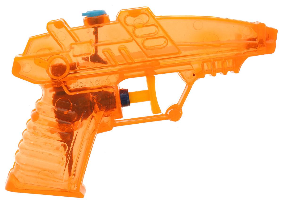 Bebelot Игрушка водный пистолет Шпион цвет оранжевый пистолет водный bebelot шпион 11 см