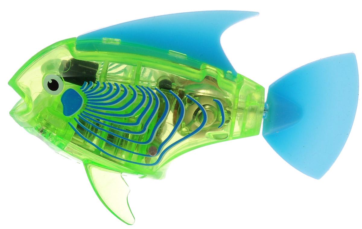 Hexbug Микро-робот на радиоуправлении Рыба-ангел цвет зеленый