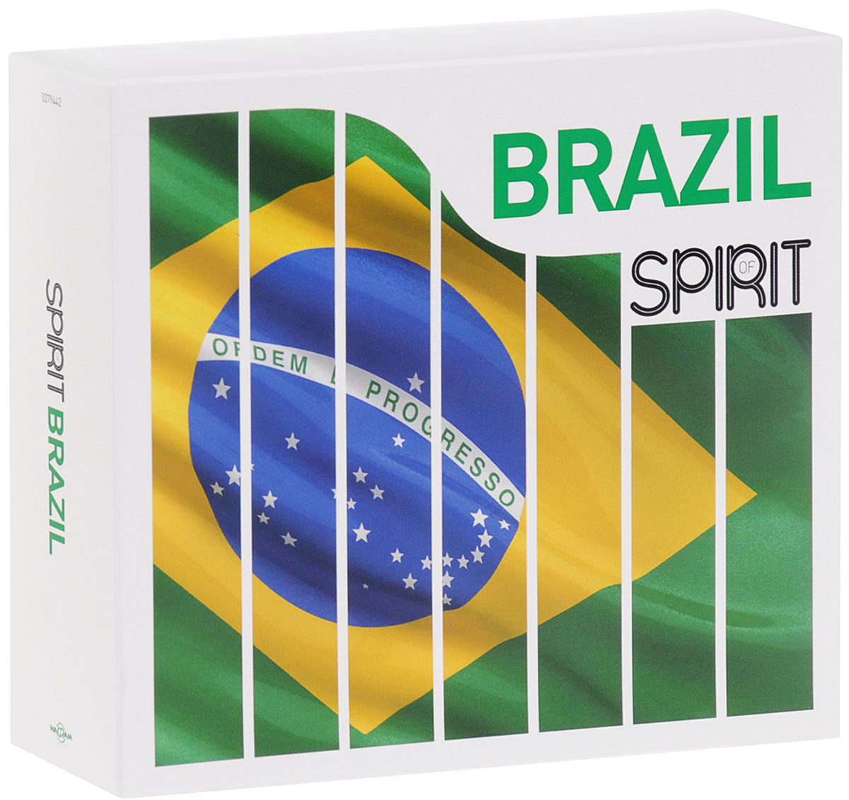 Spirit Of Brazil (4 CD)
