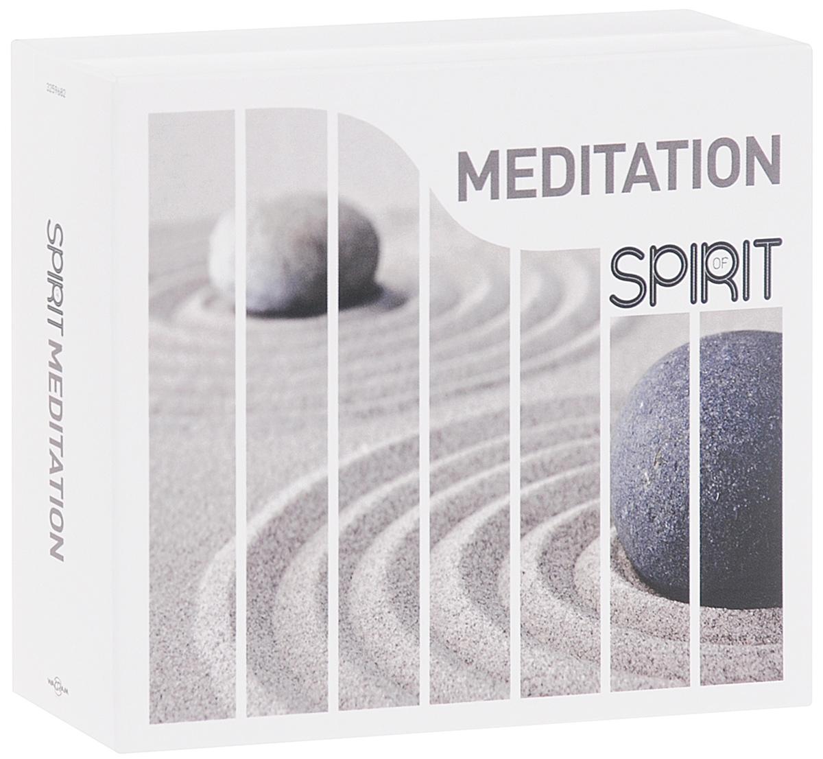 Spirit Of Meditation (4 CD)
