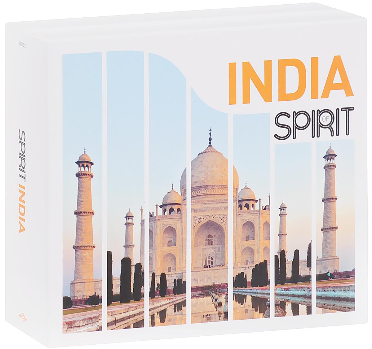 Spirit Of India (4 CD)