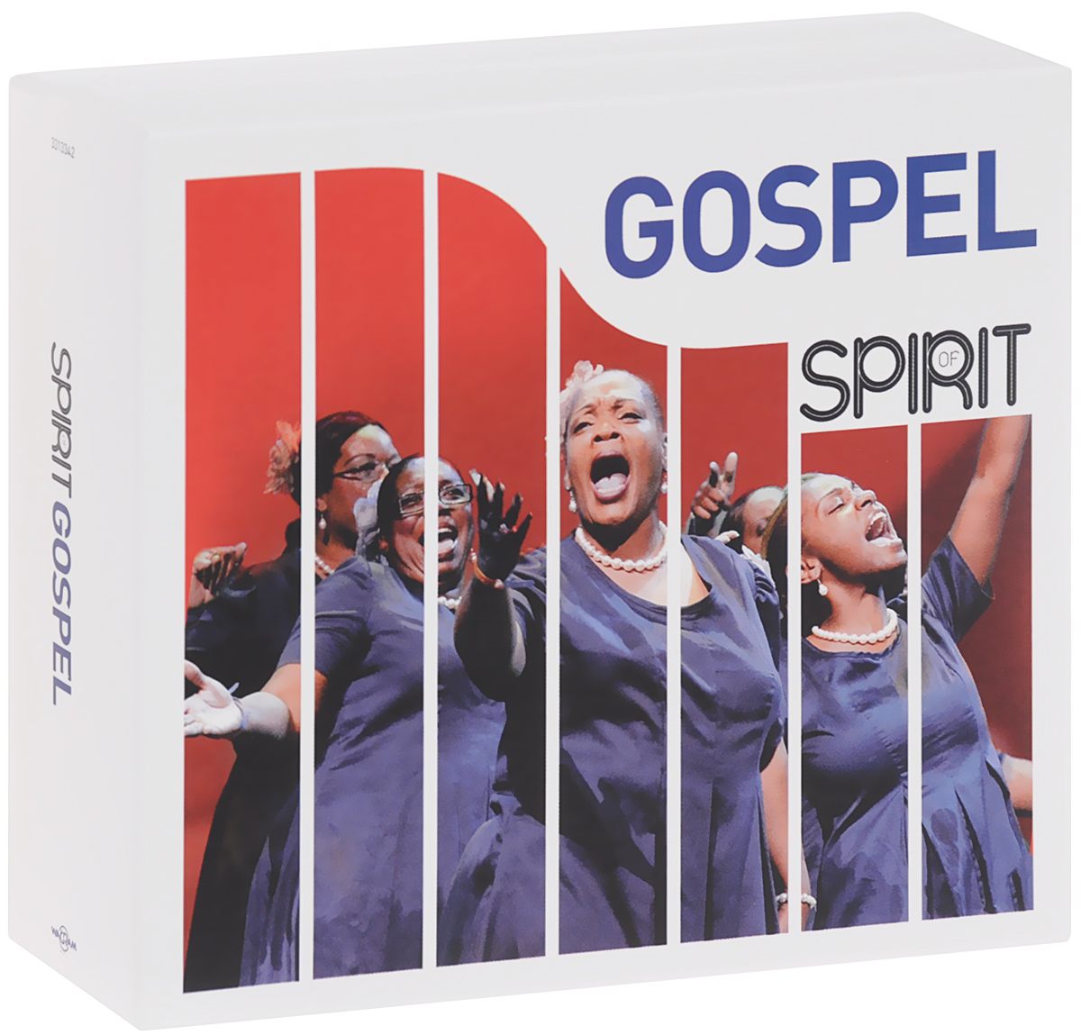 Spirit Of Gospel (4 CD)