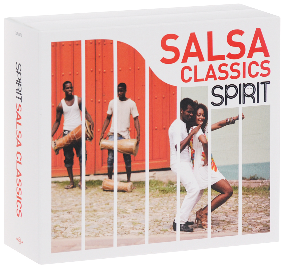 Spirit Of Salsa Classics (4 CD)