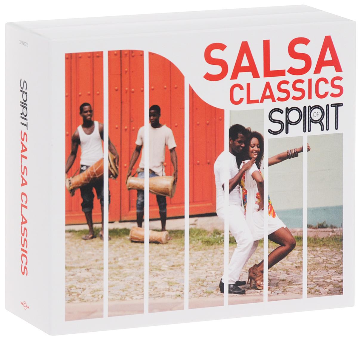 Spirit Of Salsa Classics (4 CD)