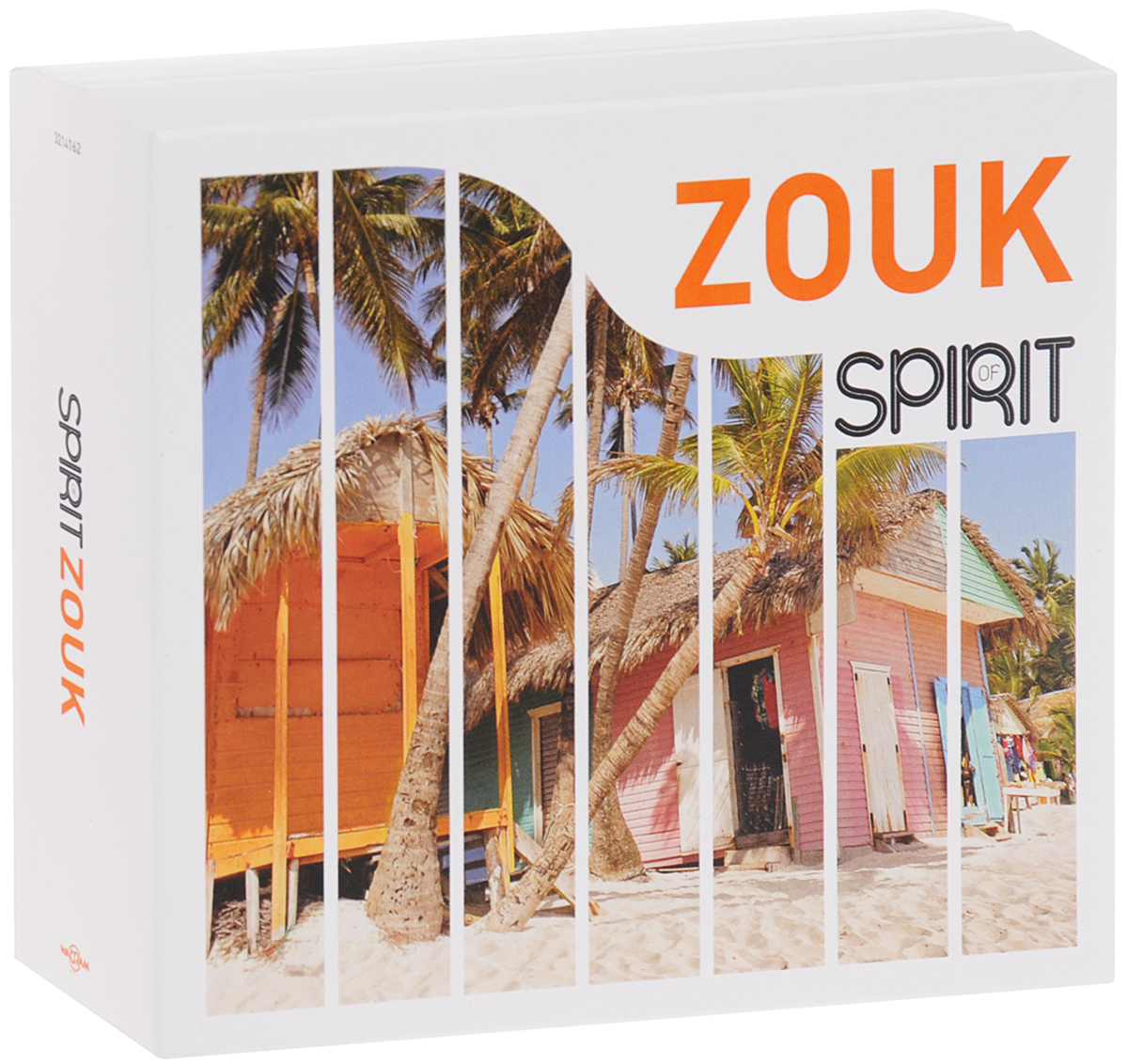 Spirit Of Zouk (4 CD)