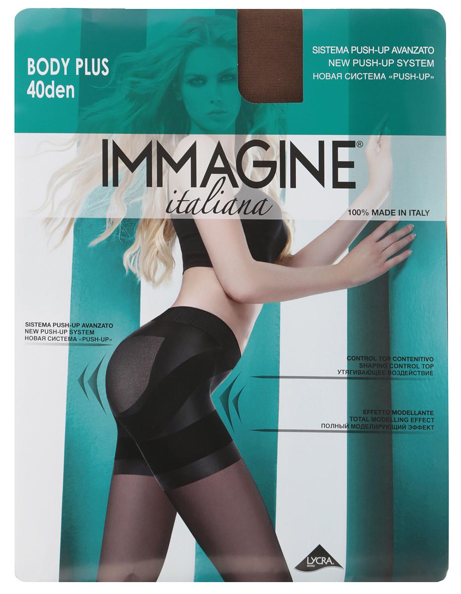 Колготки Immagine Body Plus 40, цвет: Bronzo (загар). Размер 2 (40/42)