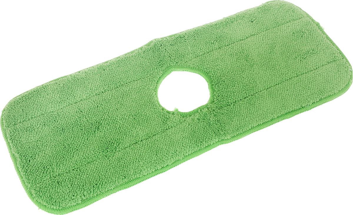 Насадка для швабры York Special7275Насадка York Special предназначена для плоского вращающегося мопа. Изготовлена из мягкой микрофибры, подходит для любых типов полов: ламинат, плитка, дерево, линолеум, паркет. Одевается на швабру с помощью двух кармашков.