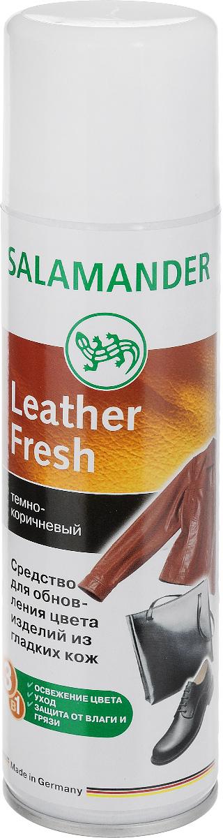 Средство для изделий из гладких кож Salamander Leather Fresh, 250 мл кислотные красители в алматы