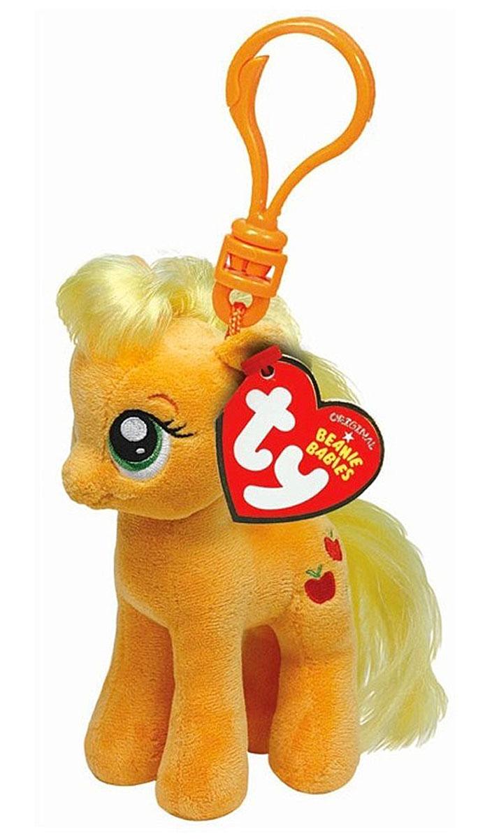 TY Мягкая игрушка-брелок Пони Apple Jack 10 см xvi фестиваль памяти аркадия северного часть 1