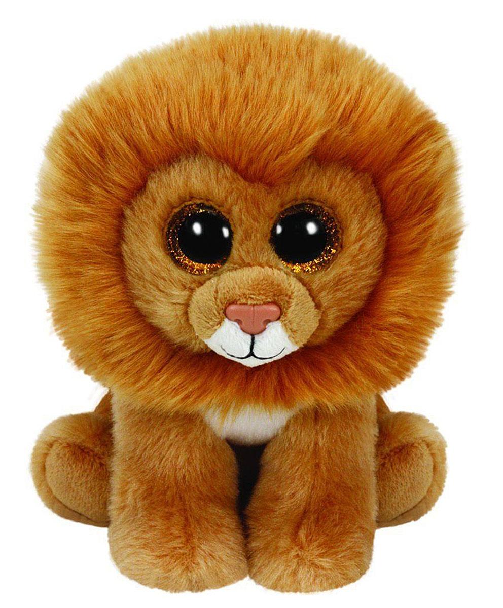 TY Мягкая игрушка Львенок Louie 27 см ezra jack keats louie