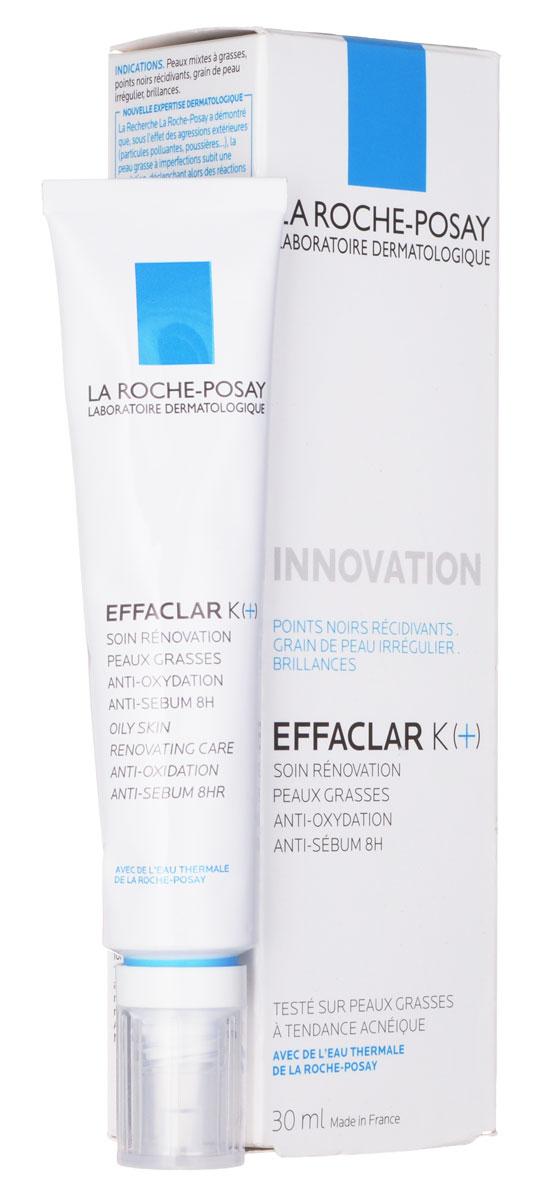 La Roche-Posay Effaclar К+ Эмульсия 30 мл effaclar duo тонирующий отзывы