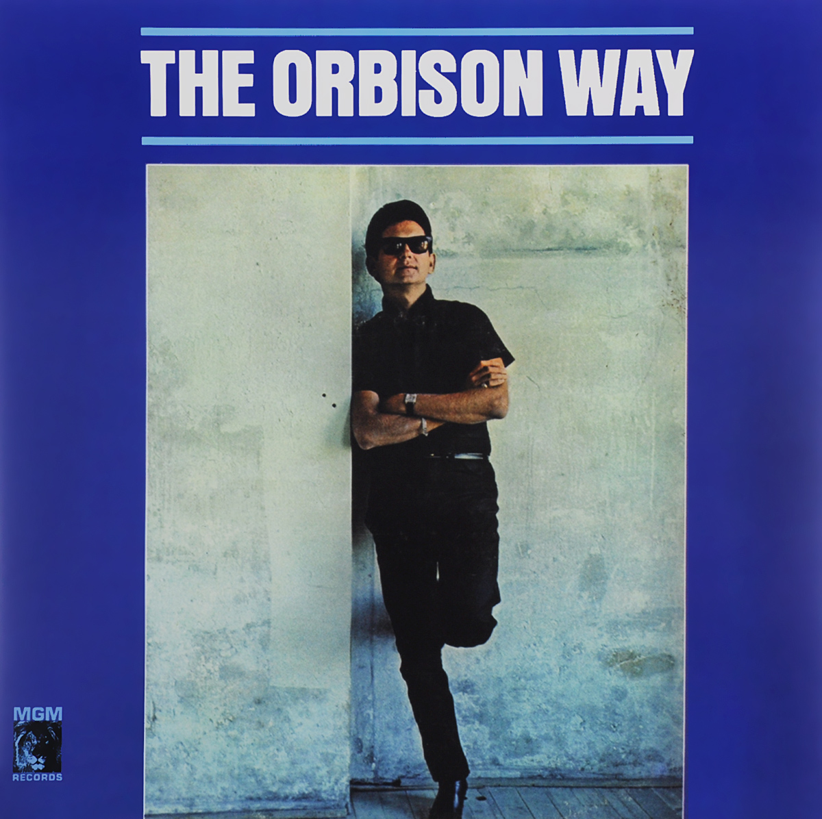 Рой Орбисон Roy Orbison. The Orbison Way (LP) рой эйрс roy ayers ubiquity lifeline lp