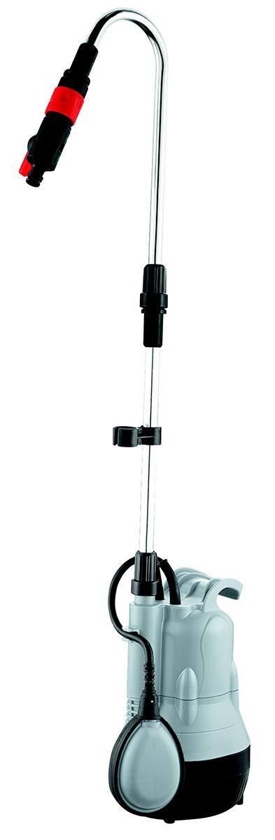 Насос погружной дренажный Ставр НПД-400Шст400шнпдНасос Ставр НПД-400Ш предназначен для перекачивания как чистой, так и грязной воды. Корпус насоса выполнен из высококачественного пластика, который обеспечивает защиту от коррозии. Благодаря наличию специальной штанги насос подходит для перекачки дождевой воды из емкости. Автоматический поплавковый выключатель отключает прибор при понижении уровня воды, позволяя избежать перегрева и выхода из строя, при поднятии воды насос снова включается.