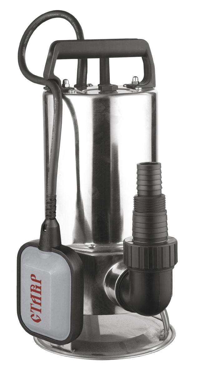 Насос погружной дренажный Ставр НПД-810Мст810мнпдНасос Ставр НПД-810М предназначен для перекачивания как чистой, так и грязной воды. Автоматический поплавковый выключатель отключает прибор при понижении уровня воды, позволяя избежать перегрева и выхода из строя, при поднятии воды насос снова включается. Эргономичная ручка дренажного насоса обеспечивает легкую и удобную транспортировку.Максимальный размер пропускаемых частиц: 35 мм