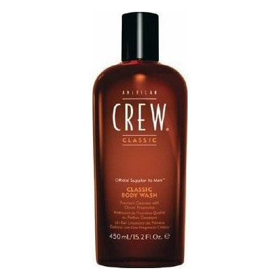 American Crew Гель для душа Classic Body Wash 450 мл гель для душа kerasys shower mate body wash romantic rose