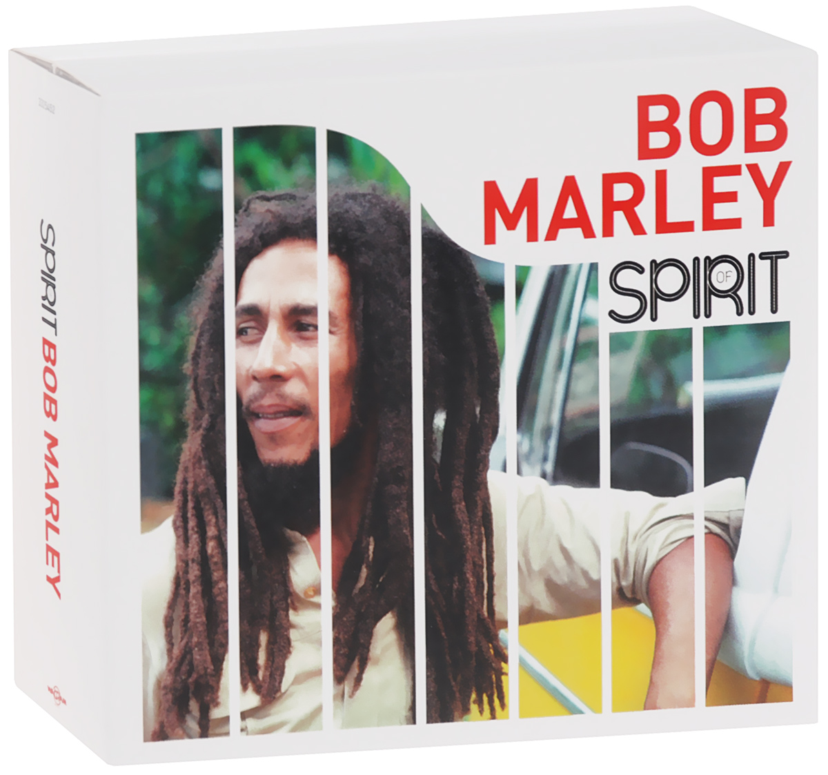 Боб Марли Spirit Of Bob Marley (4 CD) bob marley gold 1967–1972 2 cd