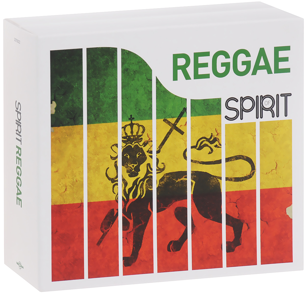Spirit Of Reggae (4 CD)