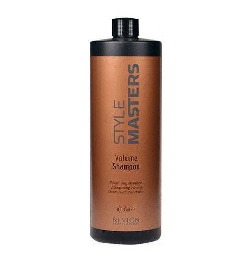 Revlon Professional Style Шампунь для объёма волос Masters Volume Shampoo 1000 мл7207626000Revlon Professiona Style Masters Volume Shampoo Шампунь для объёма волос создан специально для тщательного очищения волос, а также для придания волосам эффекта объёма. Уже после первого использования данного продукта от компании Ревлон волосы становятся сильными и объёмными, при этом не теряя интенсивность натурального цвета. Шампунь Revlon Профессионал Style Masters Volume обеспечивает правильное и полноценное питание волос, придаёт им гладкость и шелковистость, обладает восстанавливающими свойствами, защищает волосы от негативных воздействий окружающей среды, в том числе от вредных ультрафиолетовых лучей. При использовании данного шампуня устраняется проблема спутывания волос, при этом процесс расчёсывания становится комфортным и приятным.Шампунь Ревлон Professional Volume – прекрасное средство для ежедневного и полноценного ухода за волосами, а также для придания им великолепного эффекта объёма.