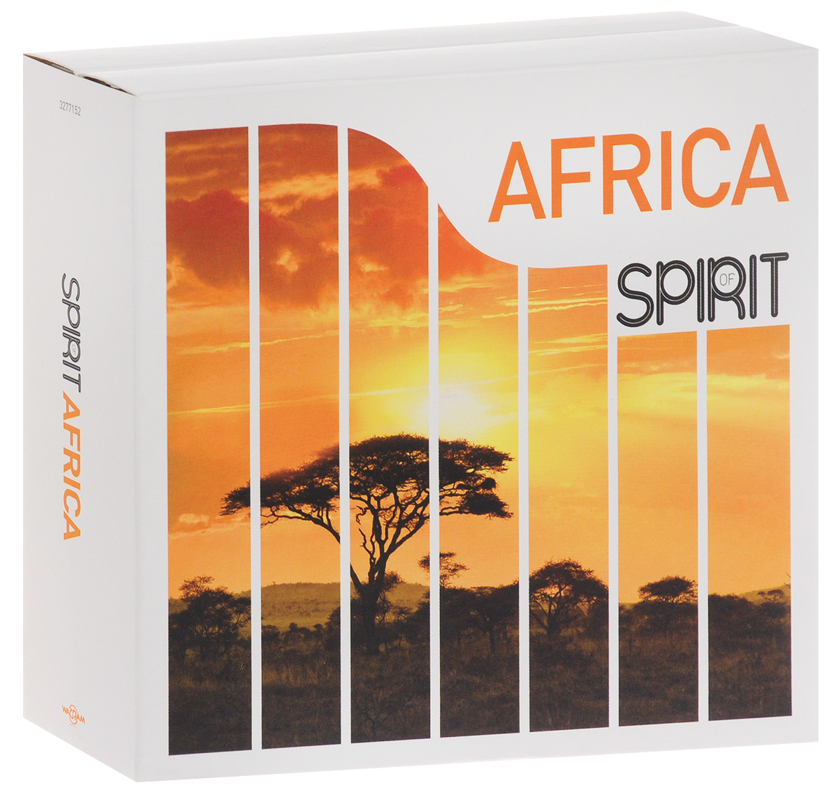Spirit Of Africa (4 CD)