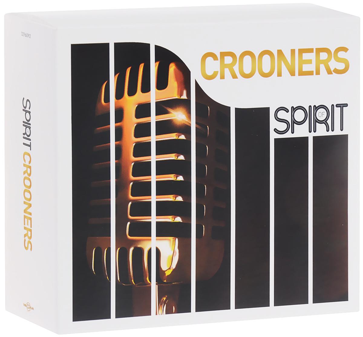 Spirit Of Crooners (4 CD)