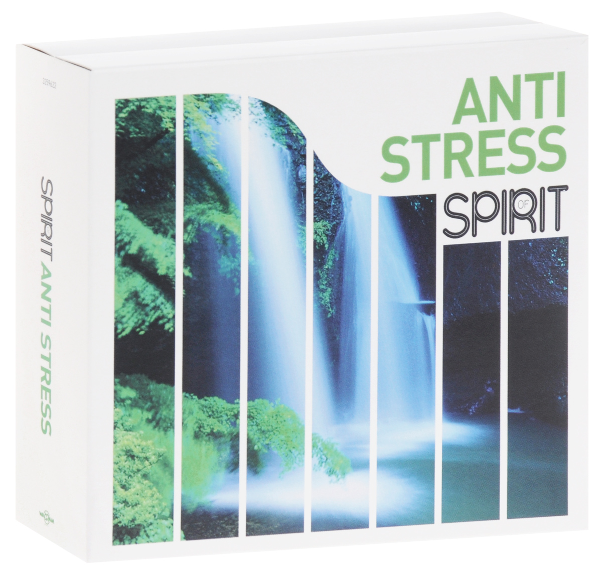 Spirit Of Anti Stress (4 CD)
